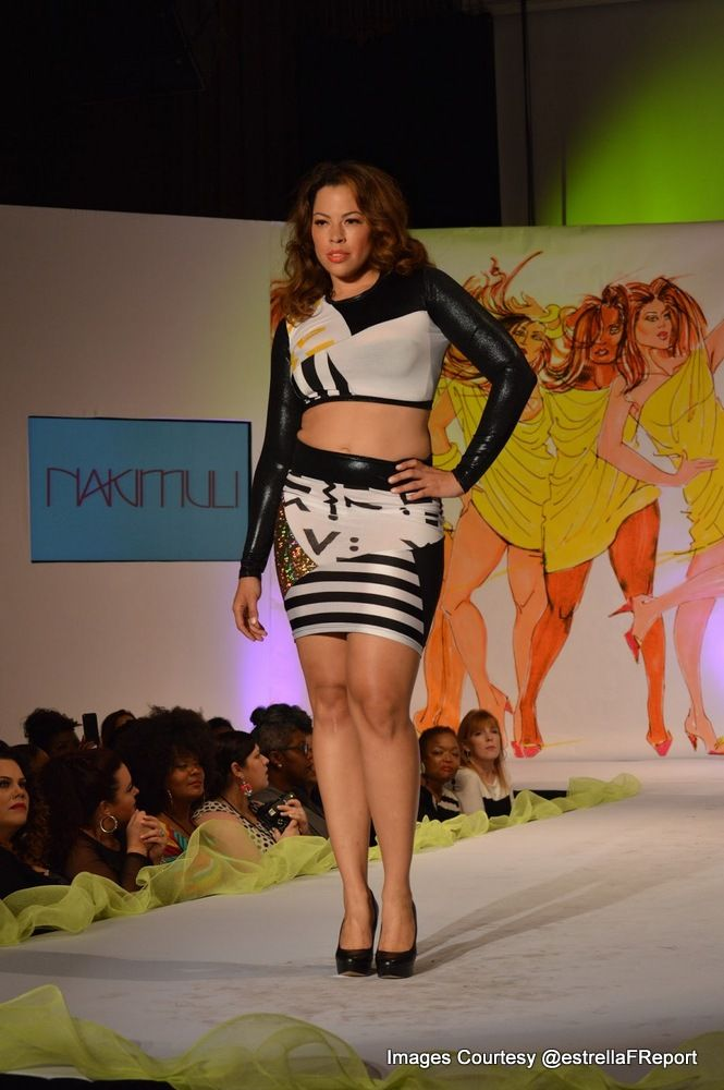 Full Figured Fashion Week Designers Recap Indie Designers Full Figure Fashion Full Figured Fashion Week Curvy Fashion Dresses