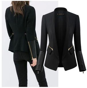 1000  images about Blazers on Pinterest | Blazers Zara and Vestidos