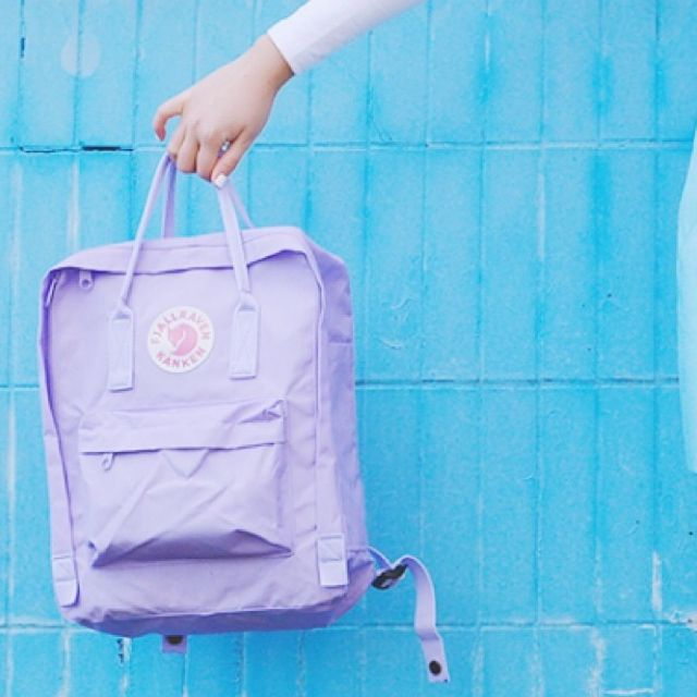 lilac kanken backpack - Google Search | Kanken backpack ...