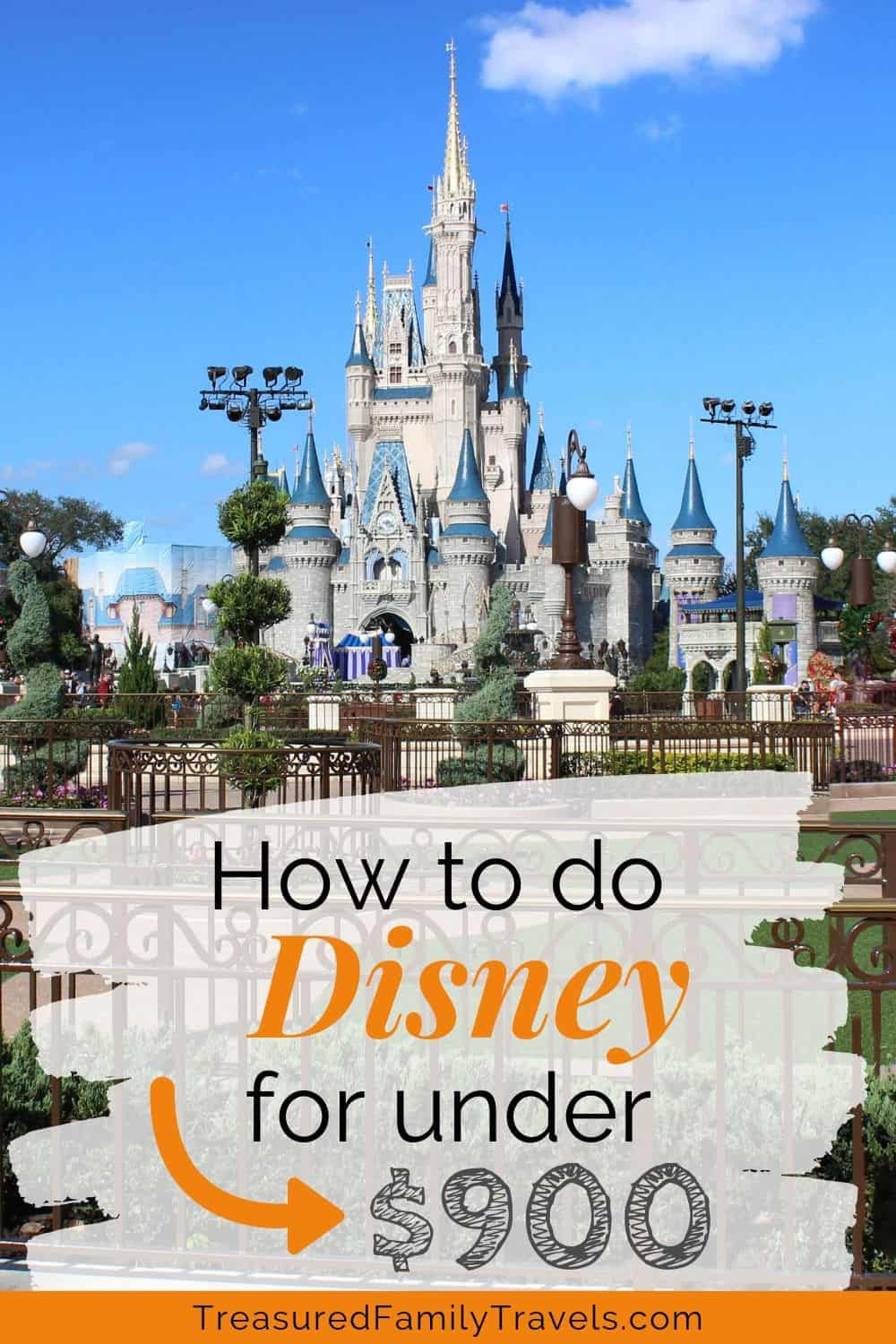Looking for how to do Disney cheap? From tickets, to hotels, to airfare, doing Disney on a budget can be done. Whether it's just for two or with the kids, you can save money by using credit card travel miles and points to have a wonderful family vacation. These tips show you how Disney on a budget can be done. #Disney #DisneyWorldOnABudget #DisneyOnABudget