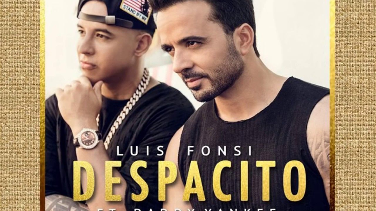 Luis Fonsi - Despacito ft. Daddy Yankee (letra) | Chanson ...