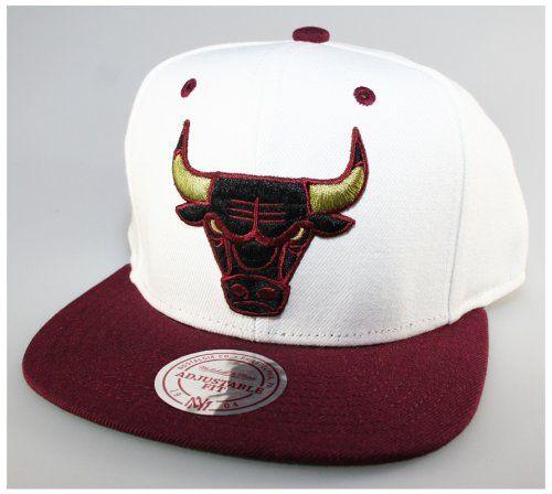 Chicago Bulls Cream Top Snapback