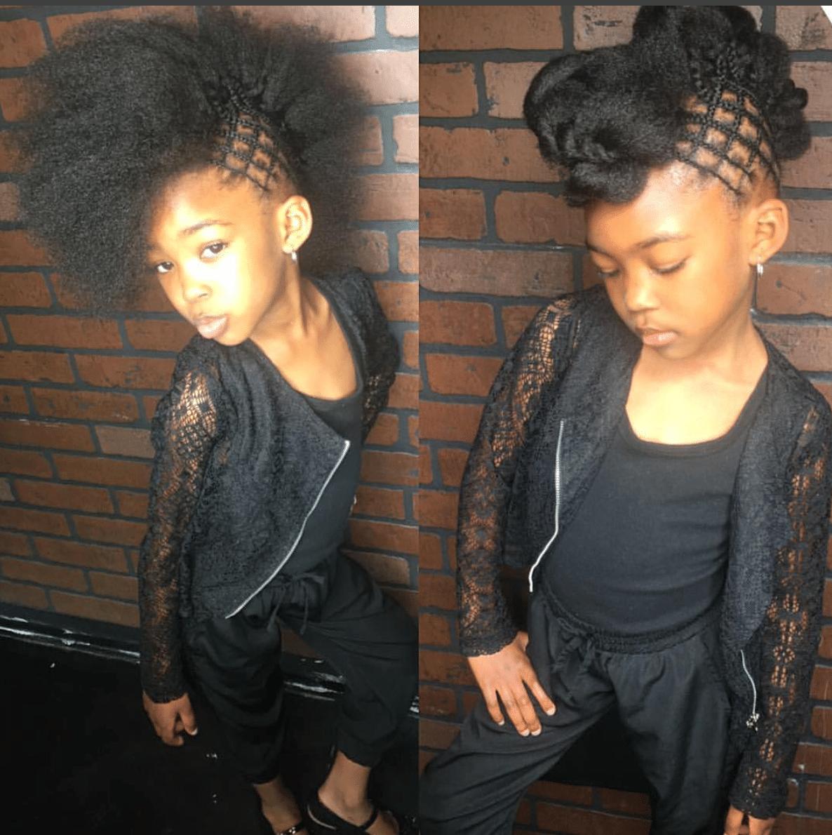 40+ Totally Gorgeous Ghana Braids Hairstyles