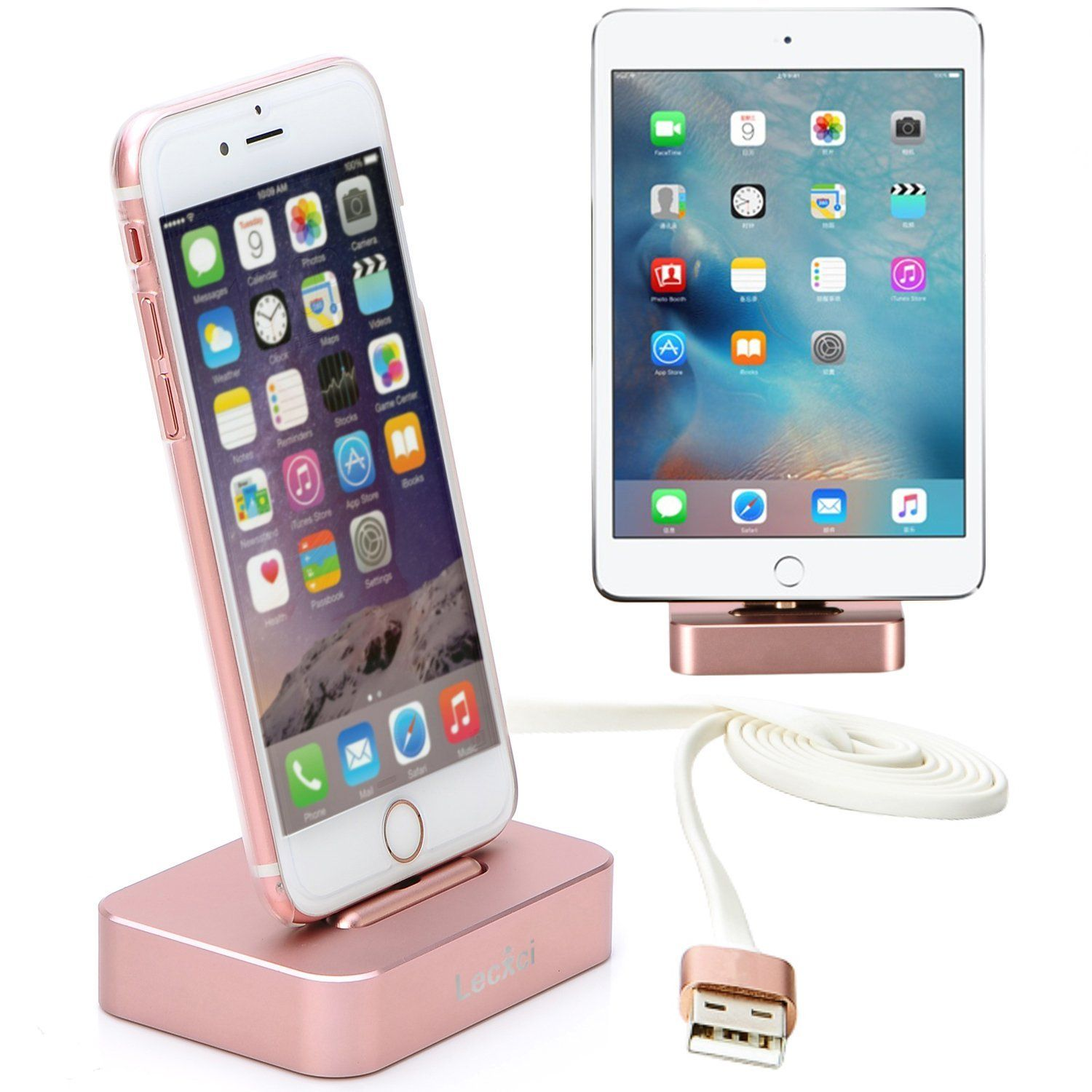 Apple iPhone iPad Mini Charger Stand 7357ab3cca