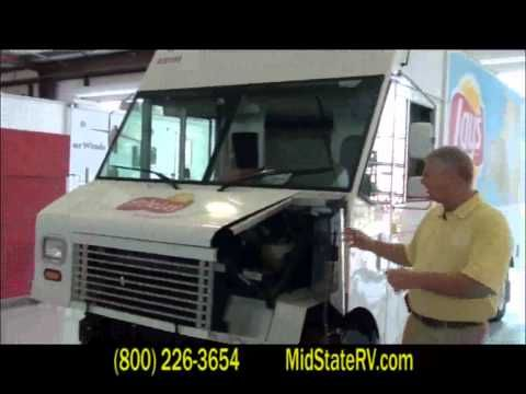 Mid-State RV has the top RV body shop and paint facility in the Southeast.