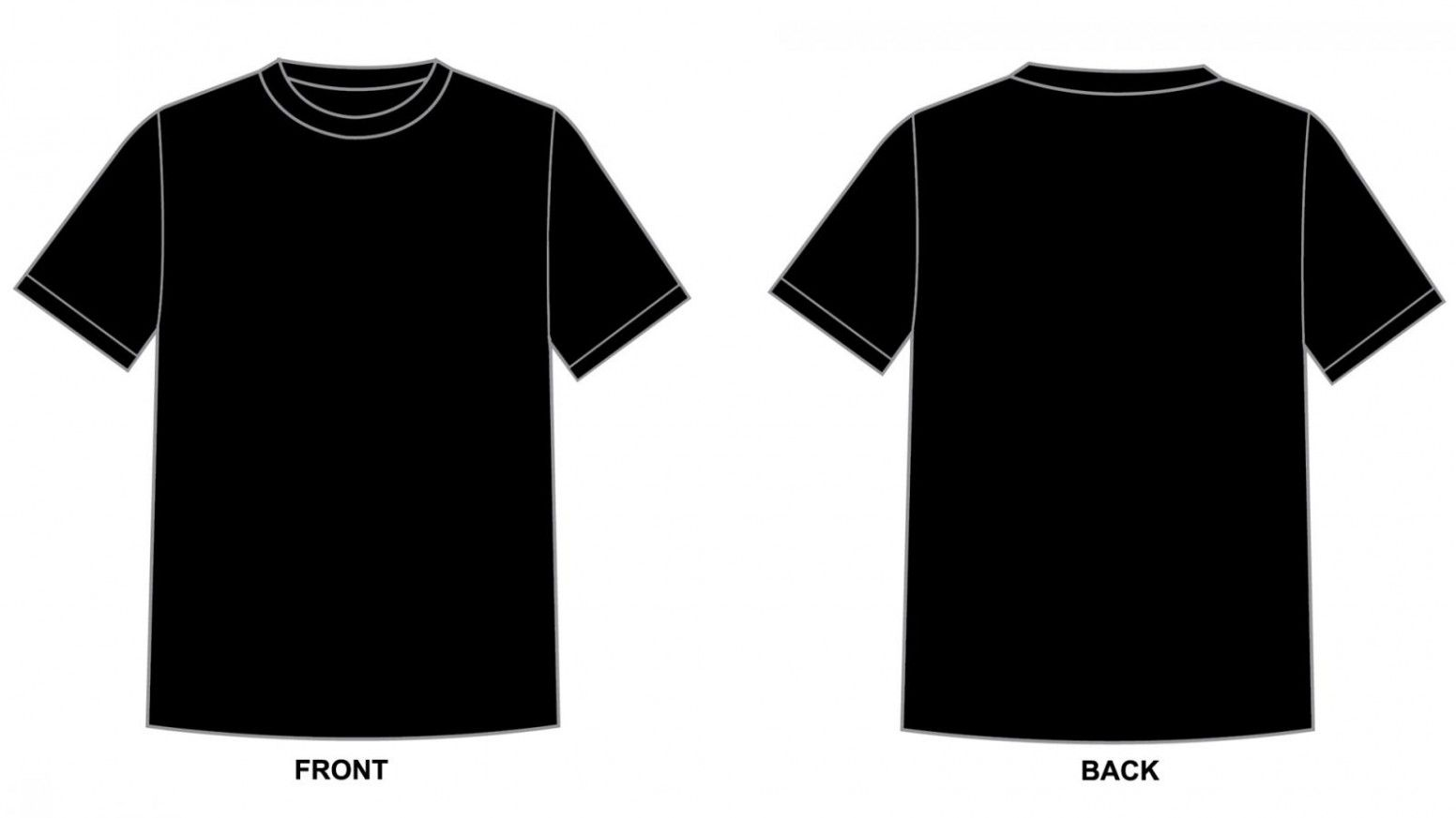 T Shirt Design Template Black Blank Tshirt Template Black In 1080p Hd Wallpapers T Shirt Design Template Hoodie Template Shirt Template Blank tshirt template for photoshop