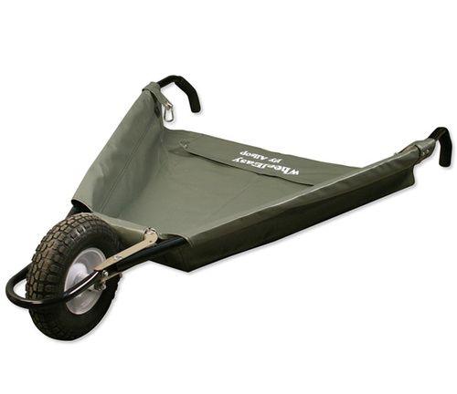 Wheeleasy Folding Wheelbarrow, Allsop Home And Garden Wheeleasy
