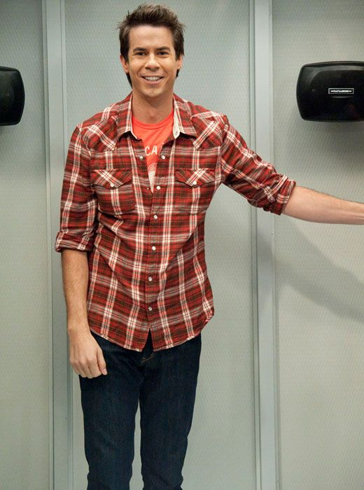 Jerry Trainor (iCarly) | Top actors | Pinterest | iCarly