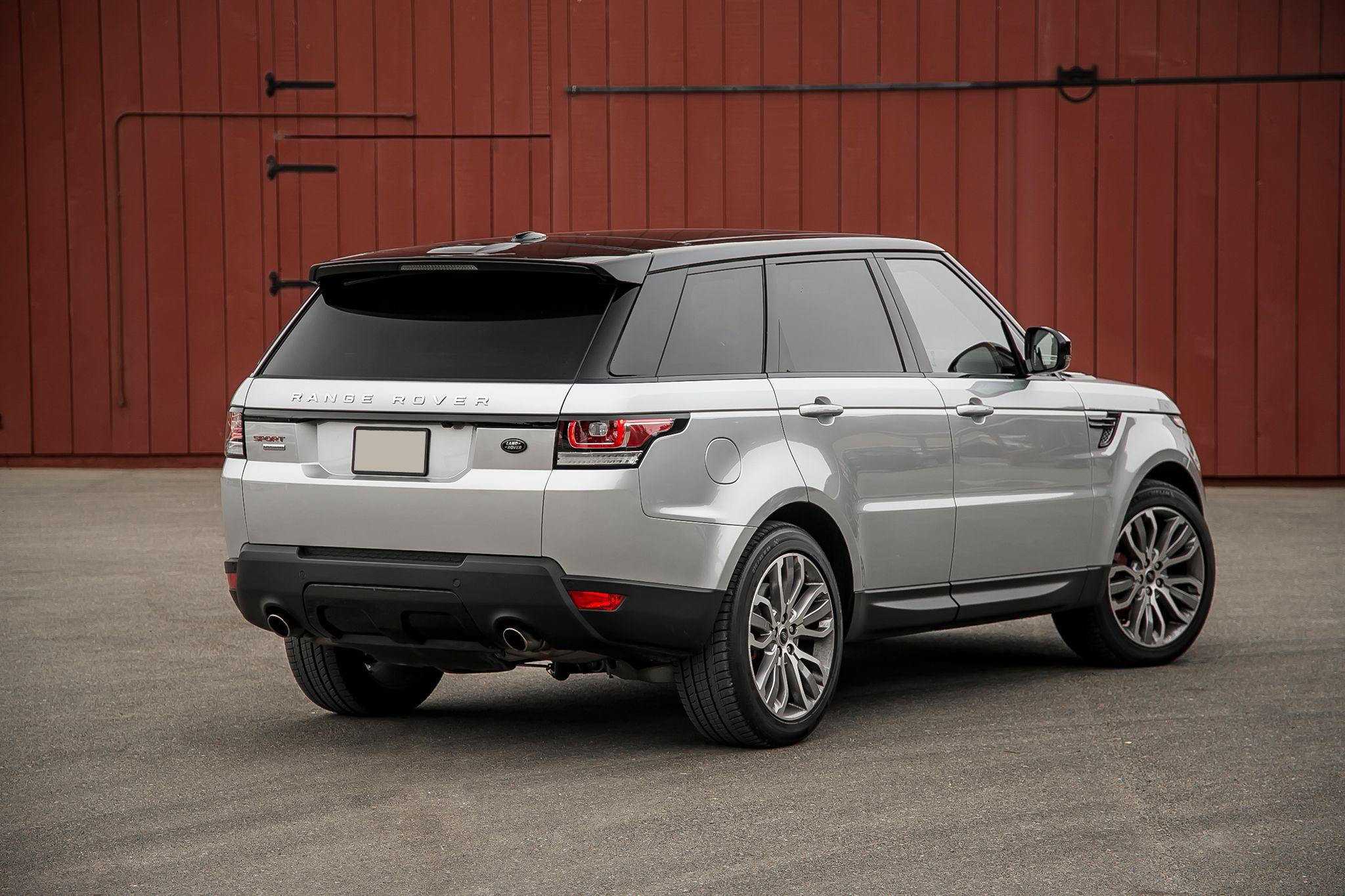 Reconditioned & Used Range Rover Sport E3 (L494) engine