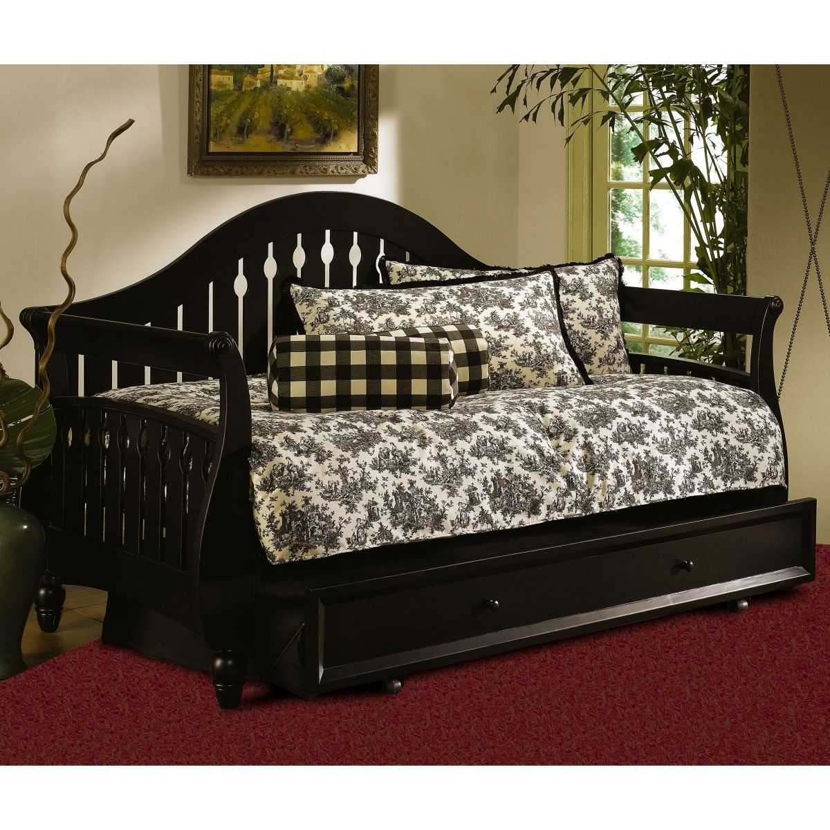 fraser daybed black free mattress daybeds at daybeds beds