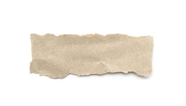 Artisanat En Papier Recycle Coller Sur Un Fond Blanc Fundo De Aquarela Ideias Para Cadernos Papel Rasgado