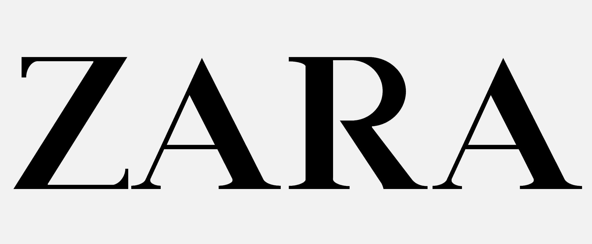 Zara S Logo Gets A Controversial Revamp By Baron Baron