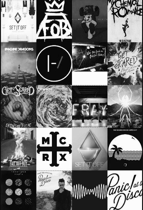 Pop Punk Google Search Seni Lagu Stiker