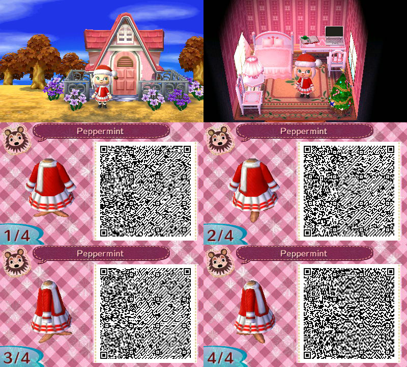 Animal Crossing QR Pebbles 1/3 by cloudyrei on DeviantArt