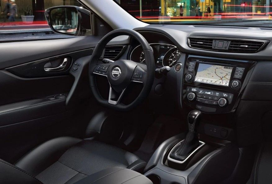2020 Nissan Rogue Interior Nissan Rogue Interior Nissan Rogue Nissan Xtrail