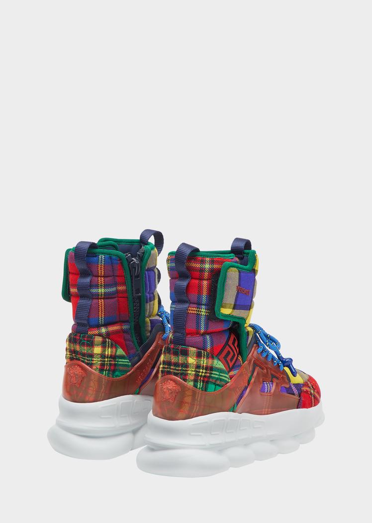 sale retailer 388b4 4255e Tartan Chain Reaction Sneaker-Boot für Damen | DE Online ...
