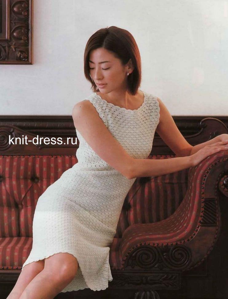 Beautiful Dresses Simple Knit And Crochet Pinterest Crochet