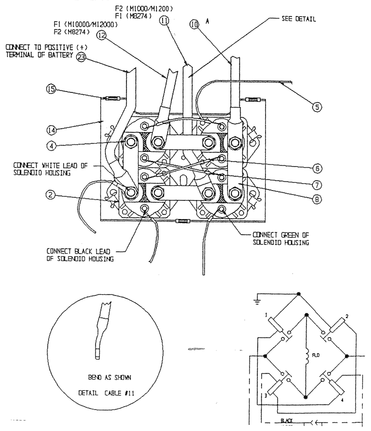 Click This Image To Show The Full Size Version Warn Winch Diagram Winch Solenoid