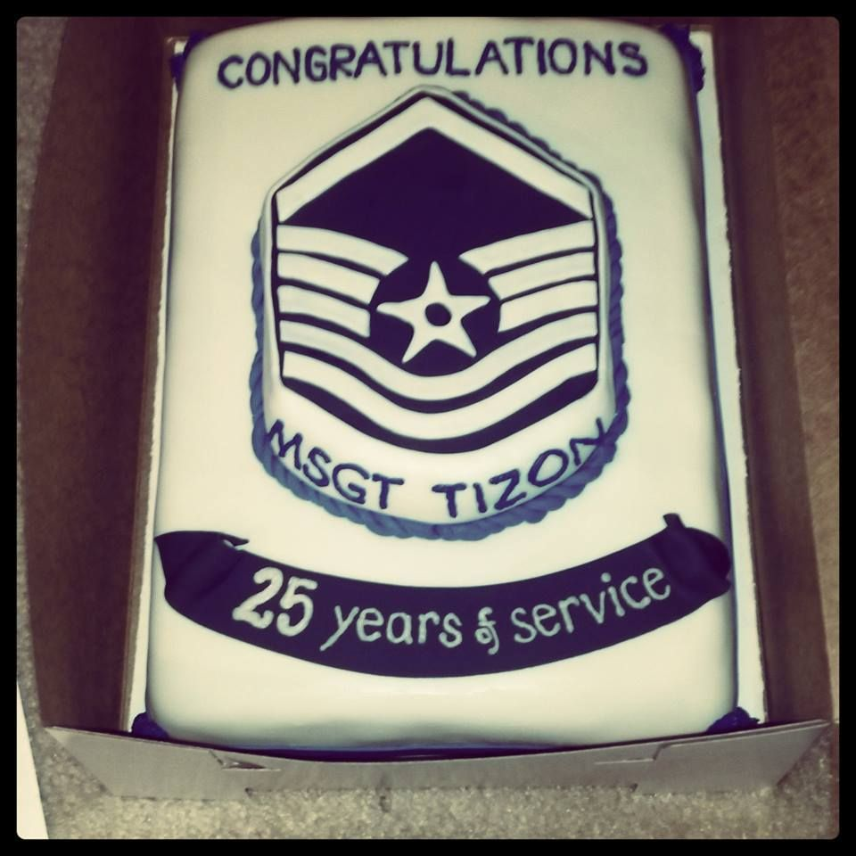 Air force cake decorations home furniture decors creating the - Air Force Master Sergeant Stripe Retirement Cake