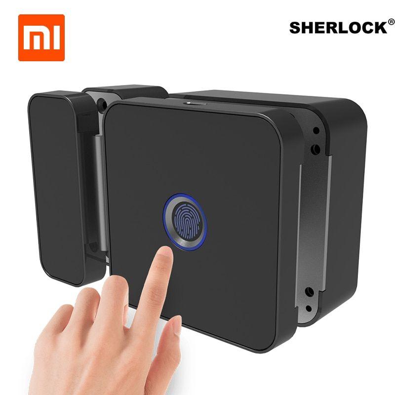 Xiaomi Sherlock F1 Integrated Keyless Fingerprint Lock With