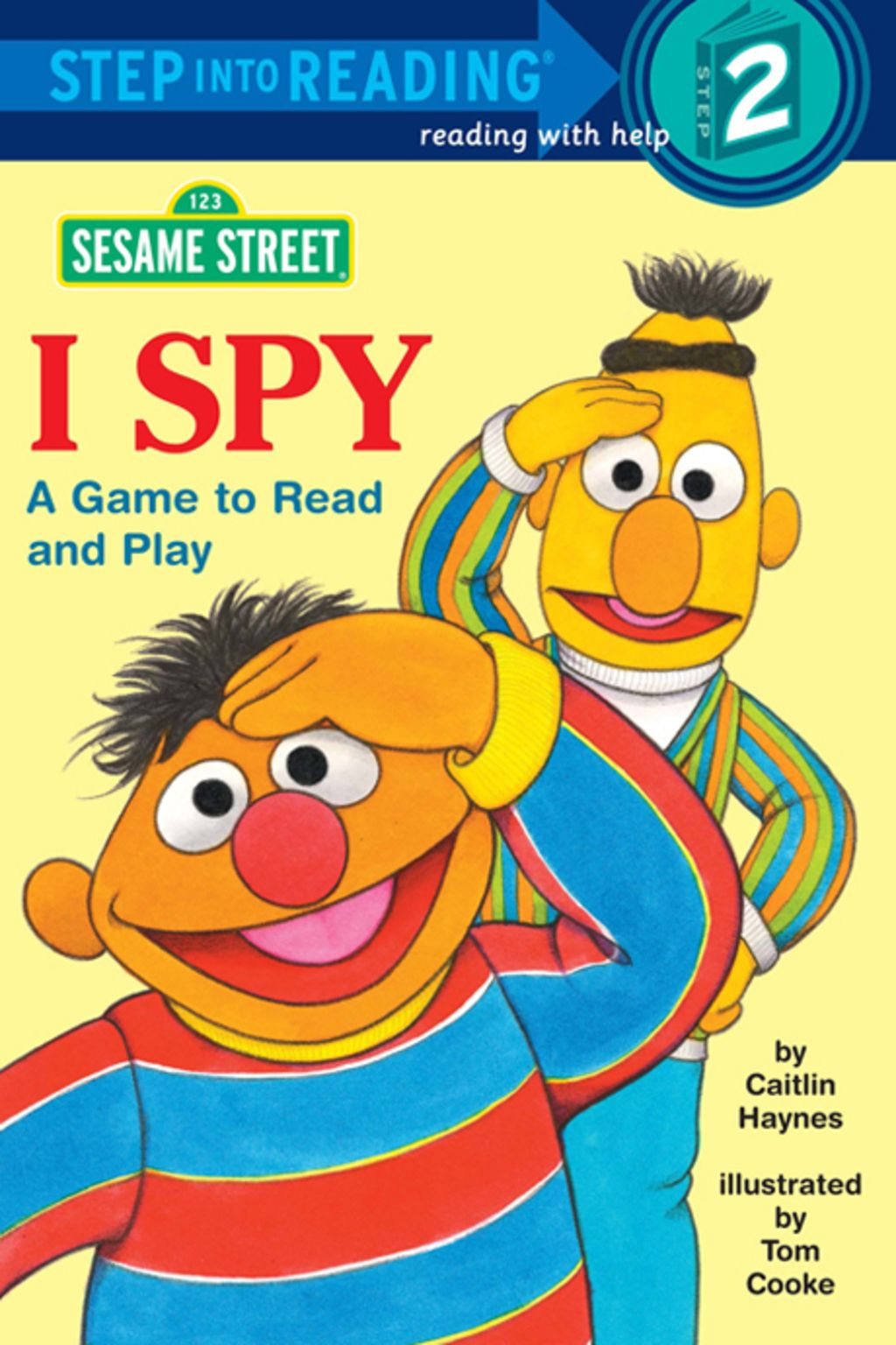 I Spy Sesame Street Ebook