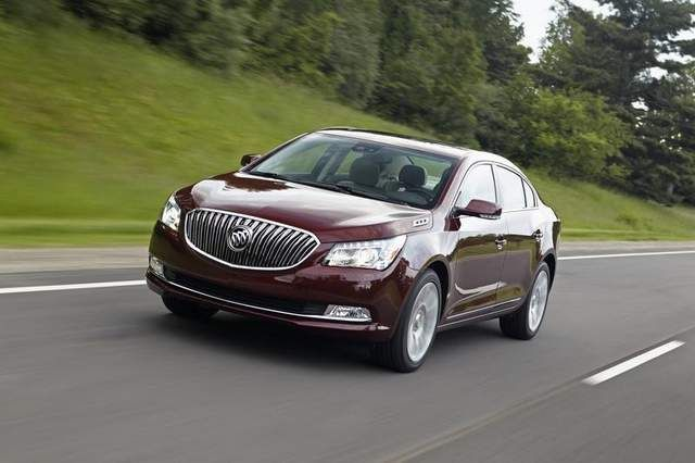 Will The 2014 Buick Lacrosse Deliver For Gm Buick Lacrosse Buick Envision Buick