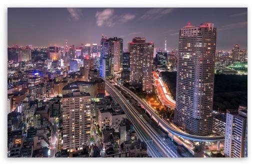 Download City Veins HD Wallpaper Fondo de pantalla de la
