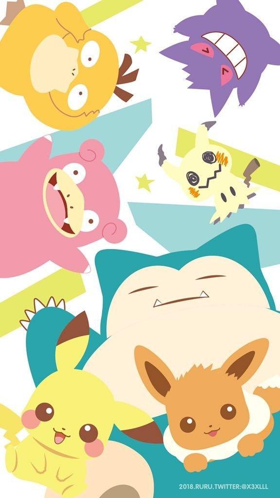 pokemon be hitting diffrent