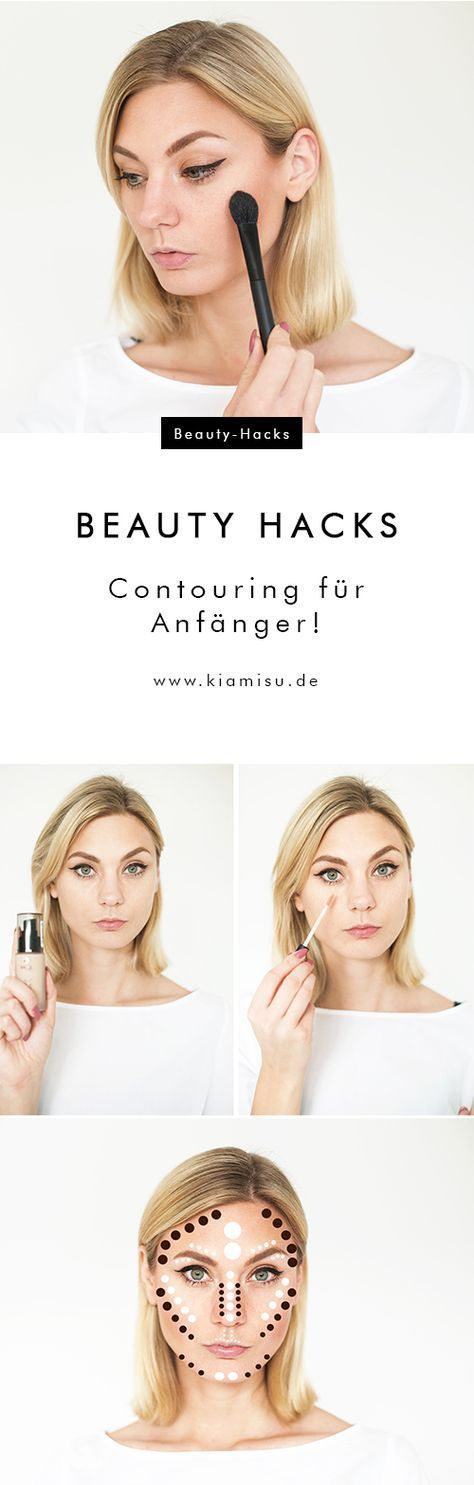 Photo of It's that easy: Contouring and highlighting for beginners