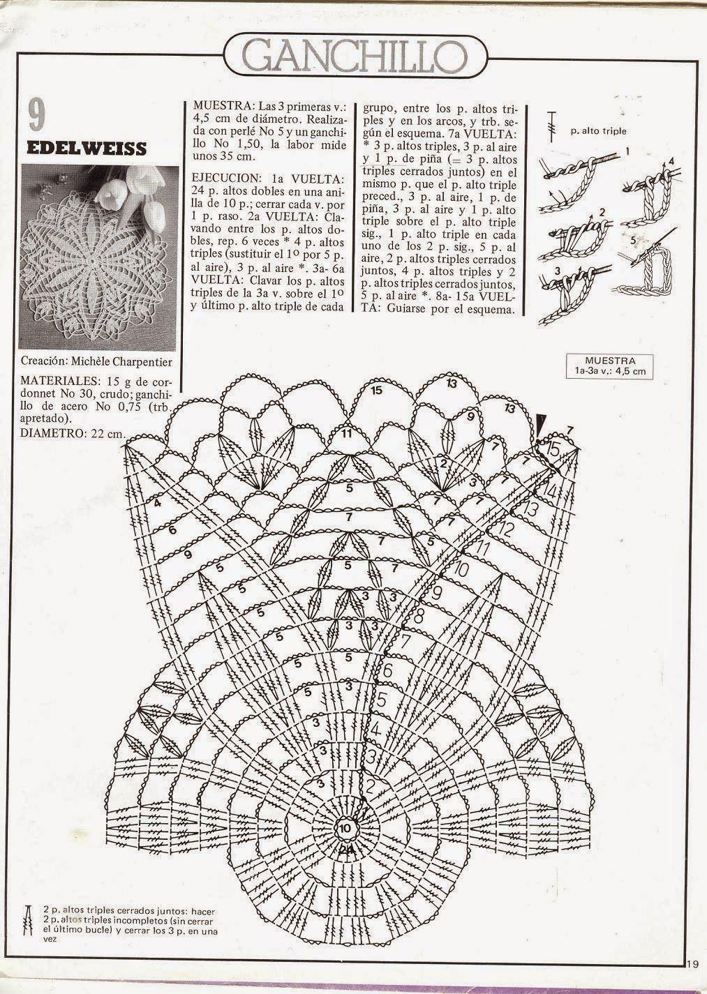 Kira scheme crochet: Scheme crochet no. 314   serwetki   Pinterest ...