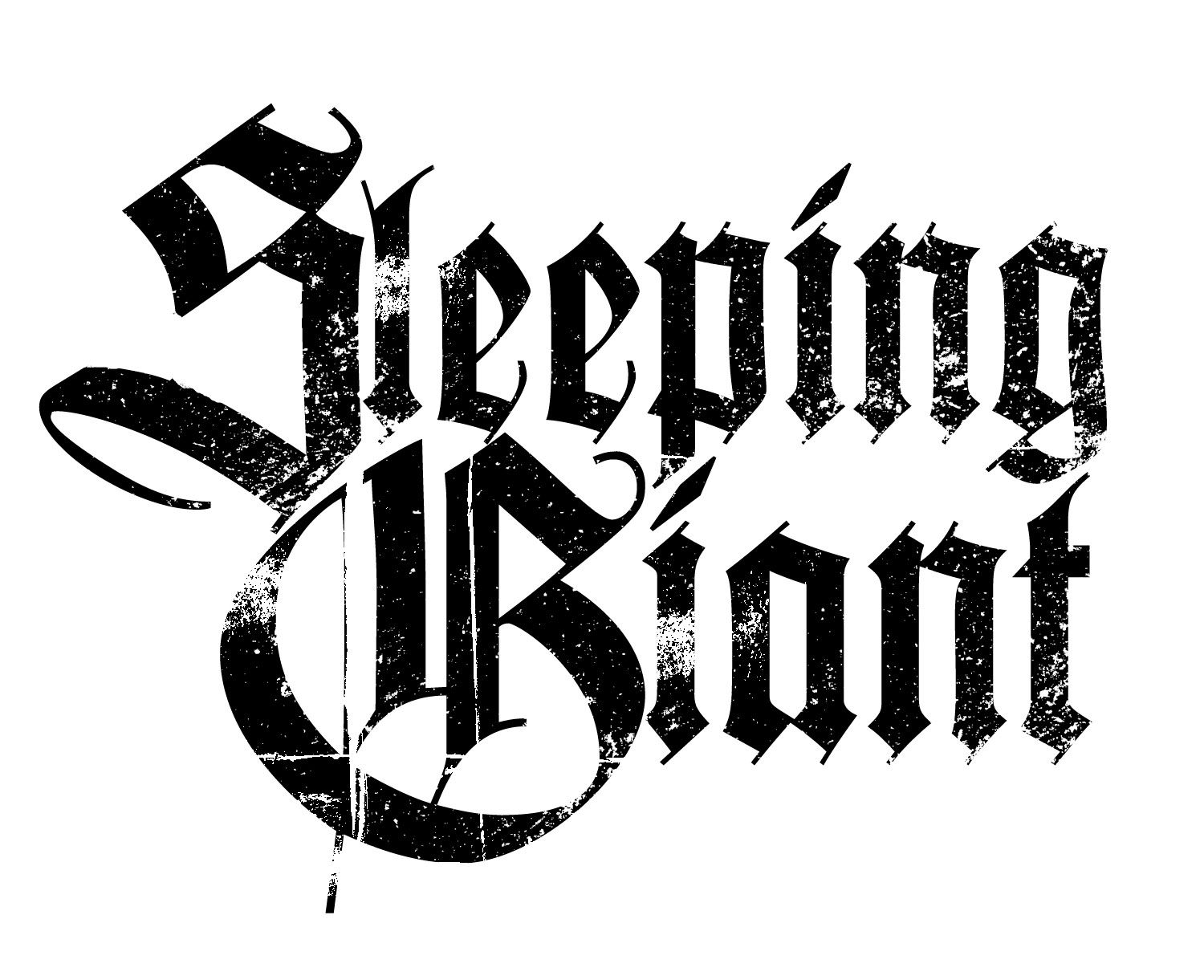 sleeping giant band logo inspiration pinterest band band rh pinterest com metal band logo for sale metal band logo maker