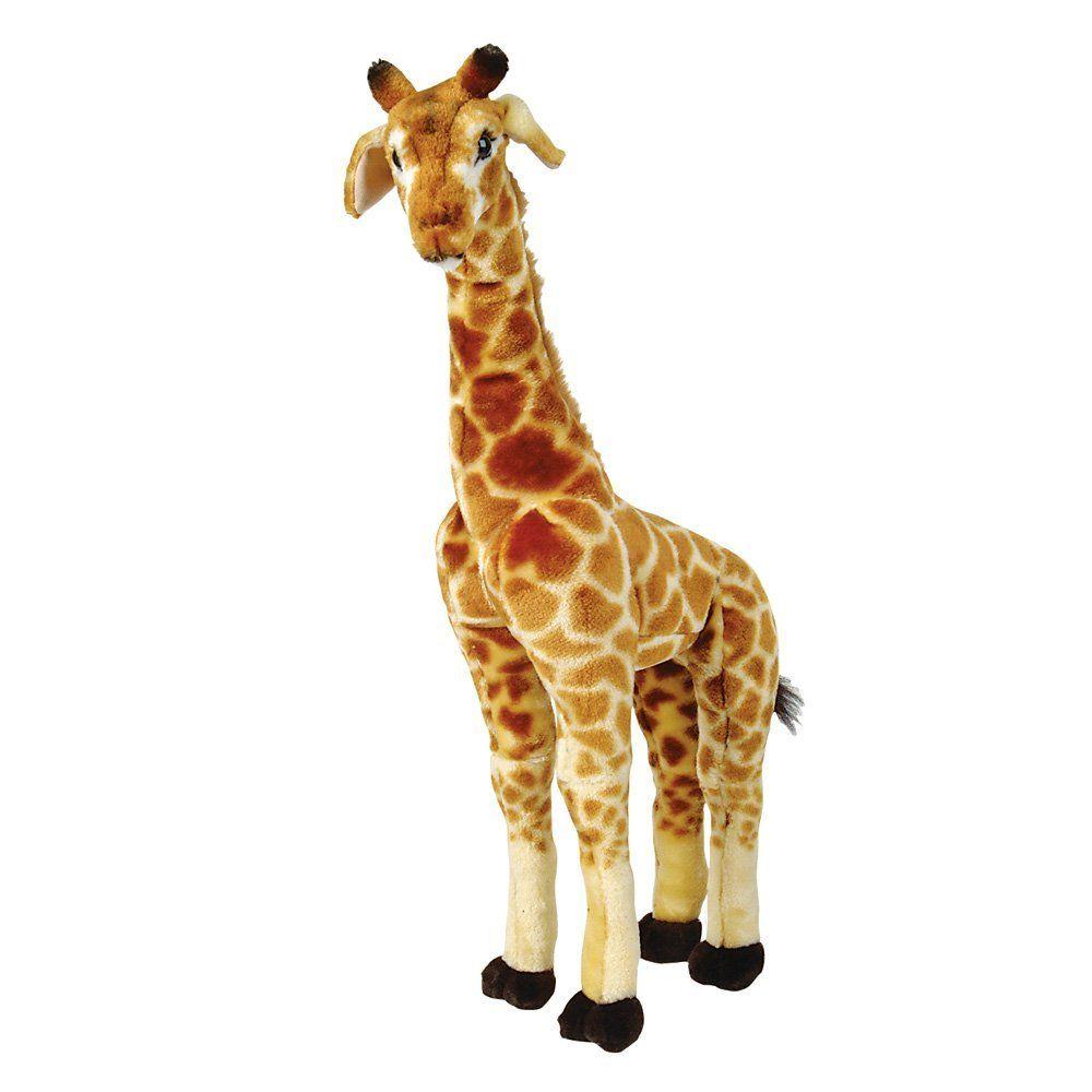 Looking For A Giraffe That Can Actually Rise To The Occasion This 25 Inch Tall Giraffe Has Firm Rods In Each Of I Giraffe Stuffed Animal Giraffe Plush Giraffe [ 1000 x 1000 Pixel ]