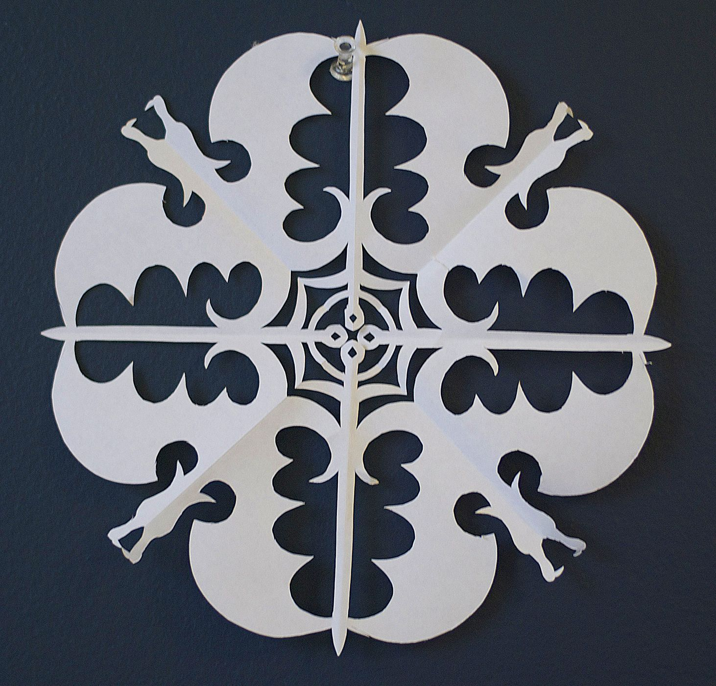 Game Of Thrones Paper Snowflake Template Got Pinterest Paper