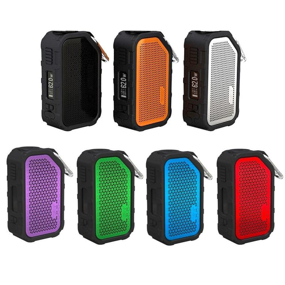 Wismec Active Bluetooth Music TC Box Mod 2100mAh #bluetoothtechnology 1 per boxThe Active Bluetooth Music TC Box Mod is the latest and greatest from Wismec, integrating an internal 2100mah battery that is capable of firing up to 80W. The Active has an innovative Bluetooth technology that allows users to use it as a speaker. Moreover, this stylish box mod can be both shockproof and waterp #bluetoothtechnology