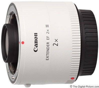 Canon Ef 2x Iii Extender Digital Camera Photography Photography Lenses Canon Camera