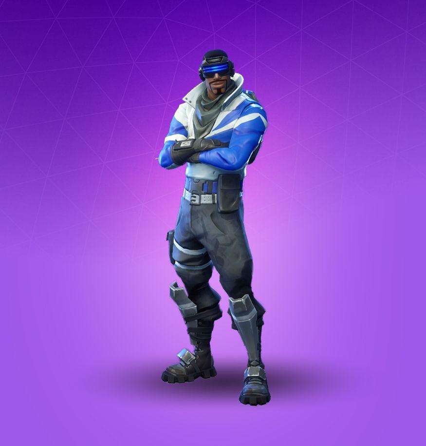 Blue Striker Fortnite Striker Epic Games Fortnite