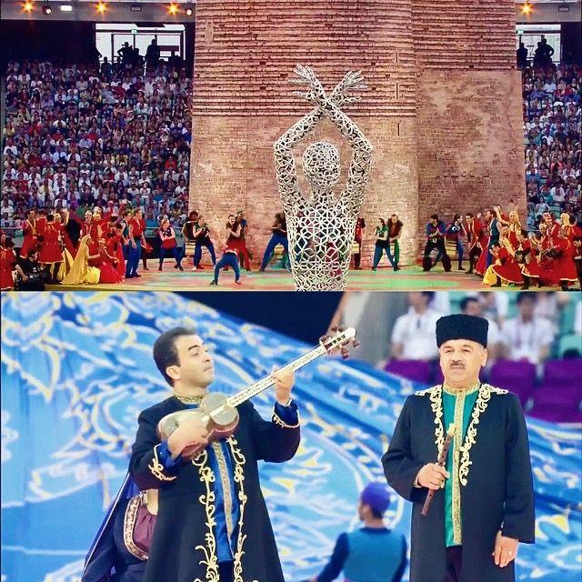 The Firts European Games Grand Closing Ceremony Baku Azerbaijan 28 05 2015 European Games Azerbaijan Baku Azerbaijan