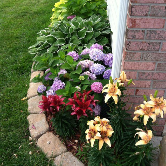 Pin By Britnie Dugger On Favorite Plants Garden Flower Beds Perenial Garden Plants