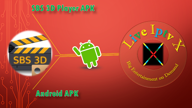 SBS 3D Player IPTV ANDROID PREMIUM APK SBS 3D Player APK - This Is ...