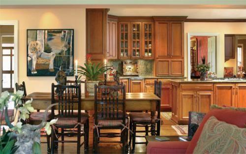 Interior Design Joe Haas Webster House Kansas City