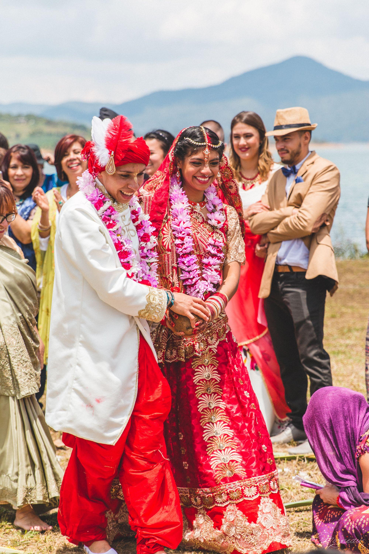 Indian wedding, bride, groom, nose ring, bindi married, hare krishna ...