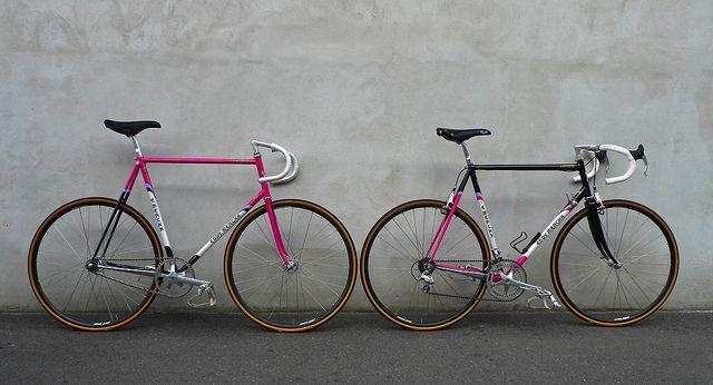 Eddy Merckx Steel Bikes Via Steely Fan Flickr Steel Bike