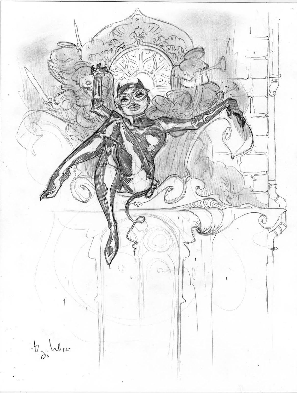 ben caldwell Tumblr Comic art, Cartoon illustration, Art