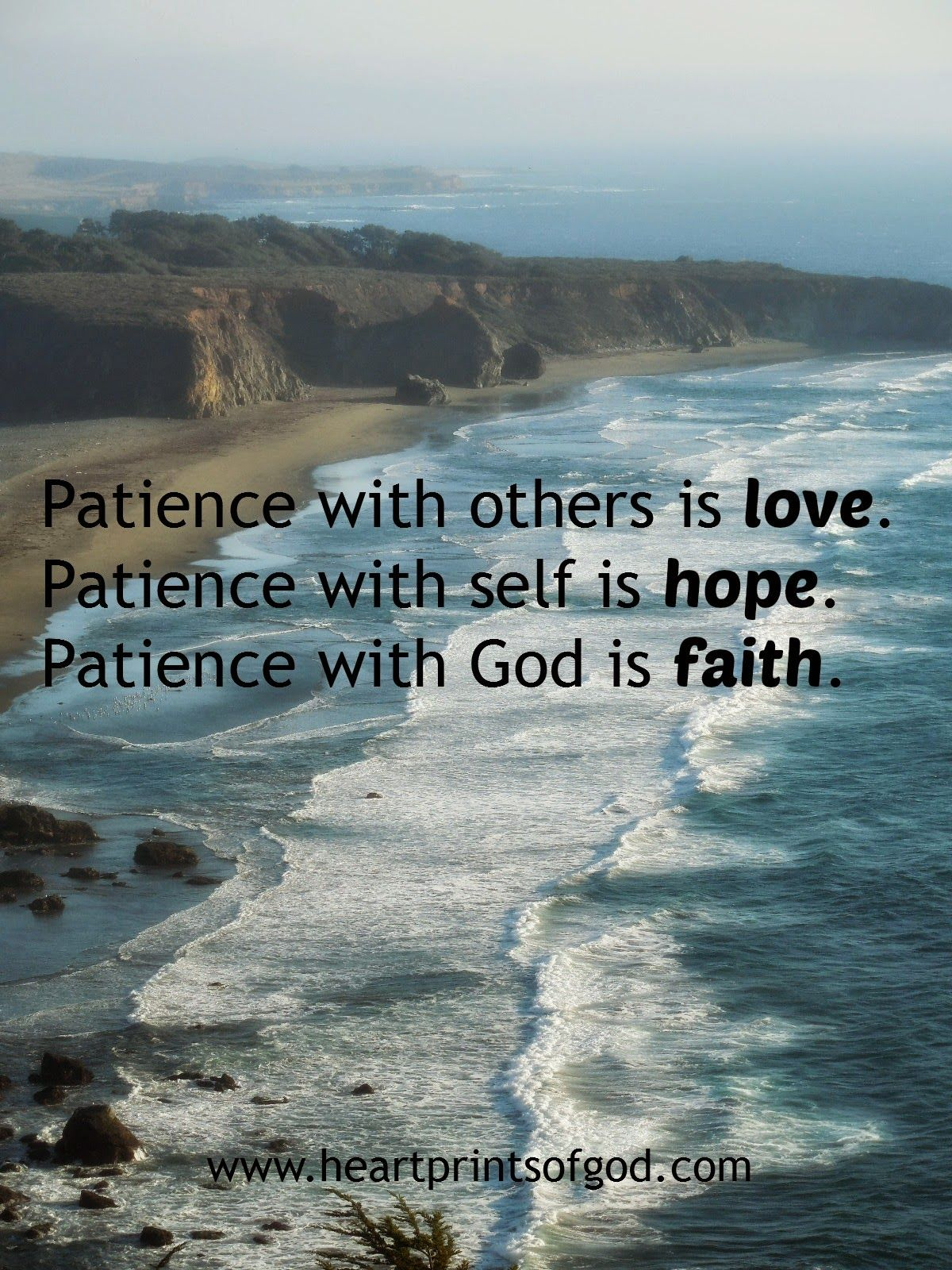 Heartprints Of God: The Love, Hope, And Faith Of Patience~u003c3 Good Looking