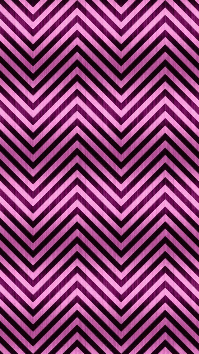 Purple and Pink Chevron Wallpaper #pinkchevronwallpaper