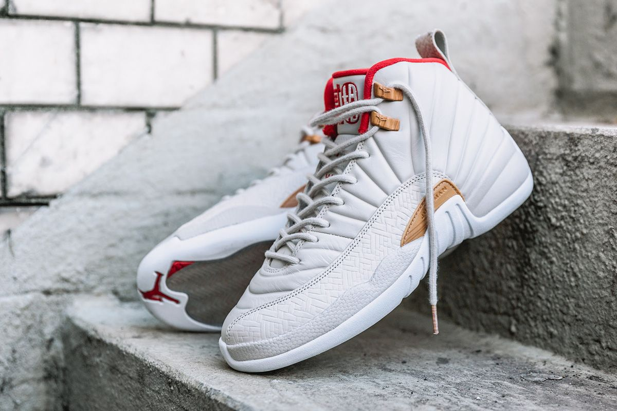 "ae0e2fc7b506 Air Jordan 12 Retro CNY GS ""Chinese New Year"" - EU Kicks Sneaker Magazine"