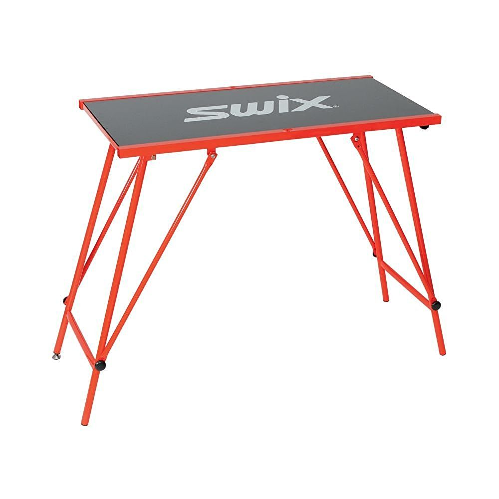 Swix economy portable waxing table red 96 x