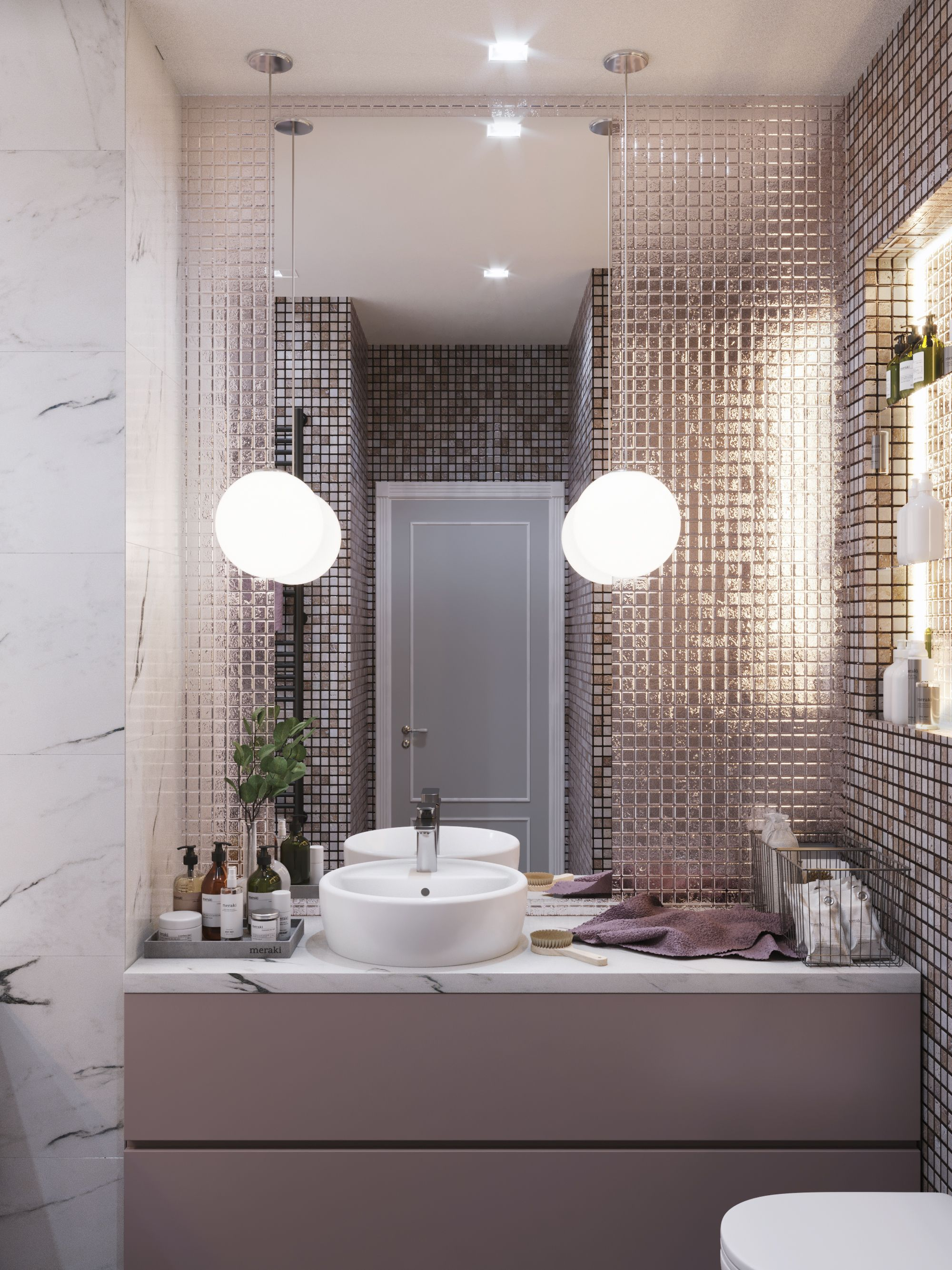 Photo of Ванная комната дизайн маленькая