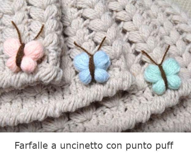 Scuola Di Uncinetto Tutorial Gratuiti Szydełko Crochet Knit