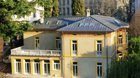 IEA SHC: How to Turn Historic Structures into Nearly Zero Energy Buildings